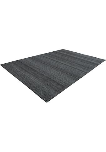 calo-deluxe Teppich »Roxy 300«, rechteckig, 6 mm Höhe, Flachgewebe, Wohnzimmer kaufen