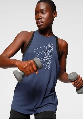 adidas Performance Lauftop »BADGE OF SPORT TANKTOP« kaufen