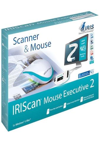 IRIS IRIScan Mouse Executive 2 (458075) »All - in - One - Mausscanner« kaufen