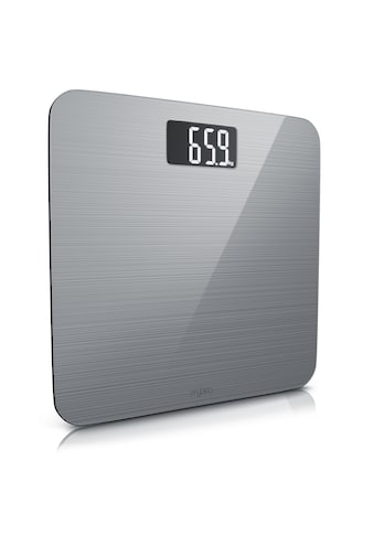 MyBeo digitale Personenwaage »6mm Sicherheitsglas / LCD - Display / max. 180 kg« kaufen