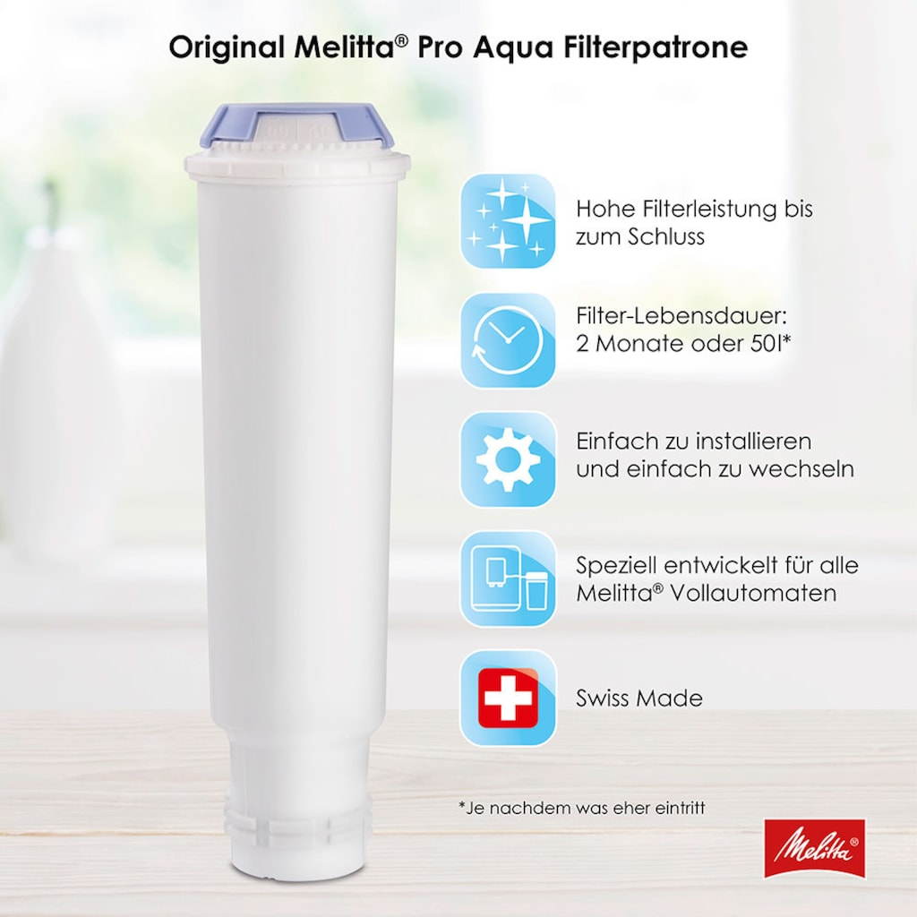 Melitta Wasserfilter »PRO AQUA«