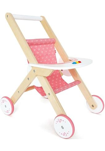 Hape Puppenwagen, aus Holz kaufen
