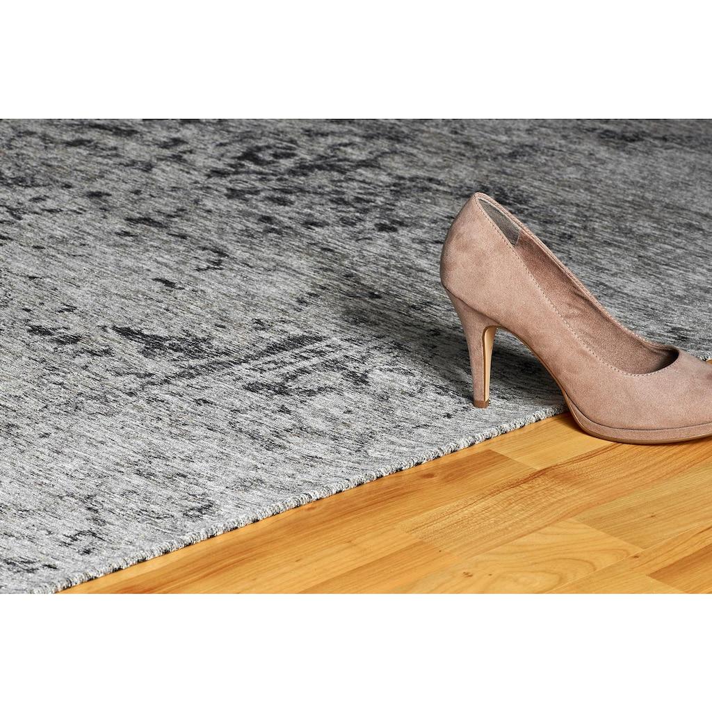 Obsession Teppich »My Milano 573«, rechteckig, 10 mm Höhe, Vintage Design, Wohnzimmer