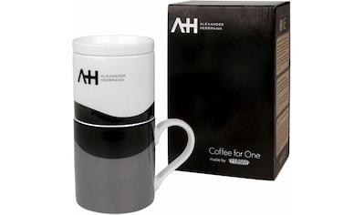 """Alexander Herrmann Becher """"Coffee for one"""" (1 - tlg.) kaufen"""