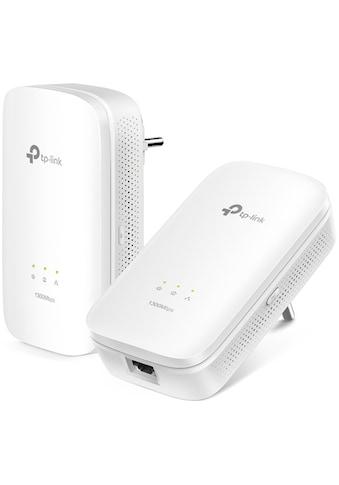 TP - Link »TL - PA8010 KIT AV1200 2er KIT (1 x LAN)« Netzwerk - Adapter kaufen