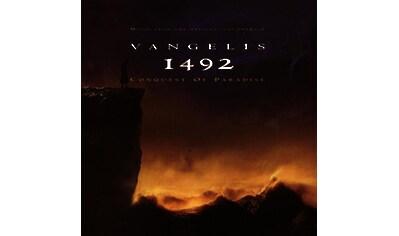 Musik-CD »1492 Conquest Of Paradise / OST/Vangelis« kaufen