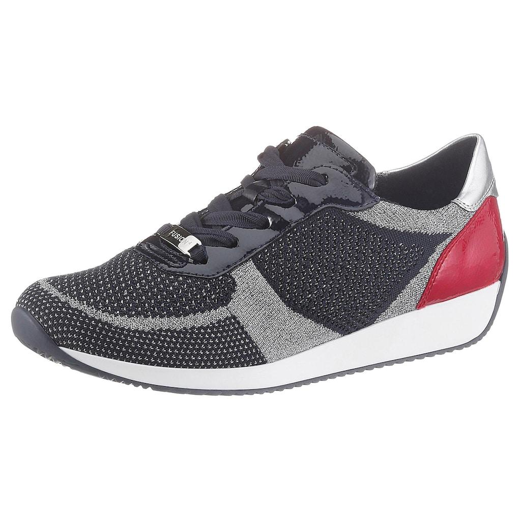 Ara Sneaker »LISSABON«, im Materialmix