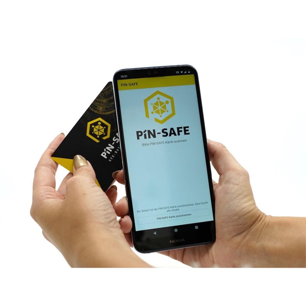 PIN-SAFE Speicherkarte
