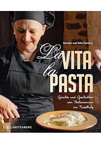 Buch »La Vita, la Pasta / Daniela und Felix Partenzi« kaufen