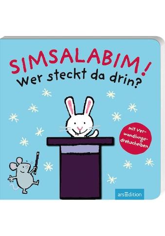 Buch »Simsalabim - Wer steckt da drin? / Thorsten Saleina, Thorsten Saleina« kaufen
