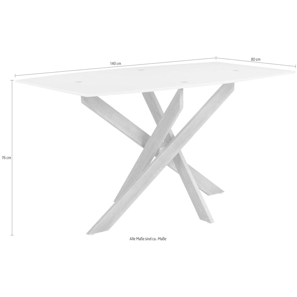 INOSIGN Esstisch »Kairi«, in modernem Design