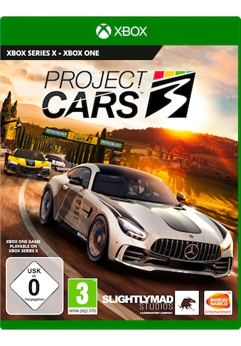 Project Cars 3 Xbox One kaufen