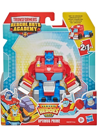Hasbro Actionfigur »Playskool Heroes Transformers Rescue Bots Academy Optimus Prime« kaufen