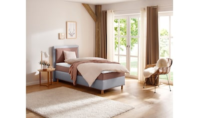 Home affaire Boxspringbett »RENO«, in 3 Breiten und bis zu Härtegrad 4, 2... kaufen