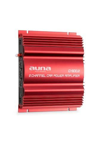 Auna 2-Kanal-Verstärker 2x 95W kaufen