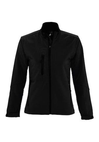SOLS Softshelljacke »Damen Roxy Softshell-Jacke, atmungsaktiv, winddicht, wasserabweisend« kaufen