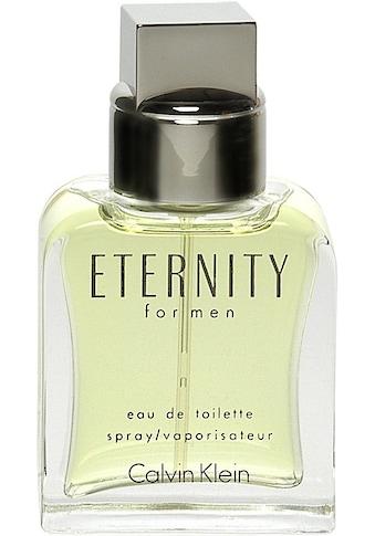 "Calvin Klein Eau de Toilette ""Eternity for men"" kaufen"