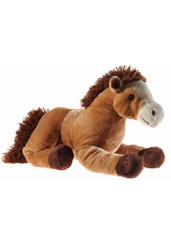 """Heunec® Kuscheltier """"Pferd liegend 62 cm braun"""" kaufen"""