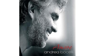 Musik-CD »Amore (Remastered) / Bocelli,Andrea« kaufen
