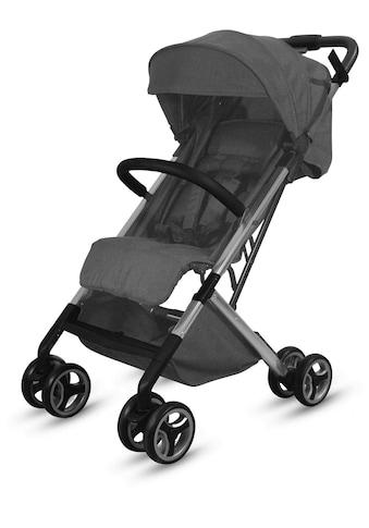 Knorrbaby Kinder-Buggy »S-Easy Fold, anthrazit schwarz«, 22 kg kaufen