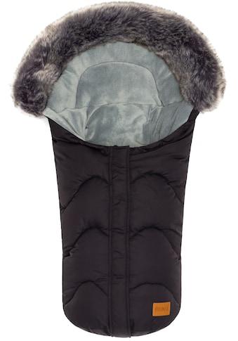 Fillikid Fußsack »Lhotse Winterfußsack, schwarz« kaufen
