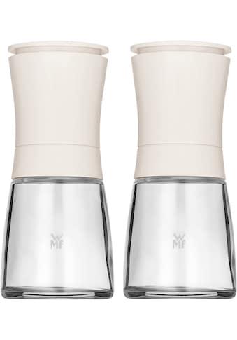 WMF Salz-/Pfeffermühle »Trend«, (2 St.), aromadicht verschließbar und hygienisch kaufen