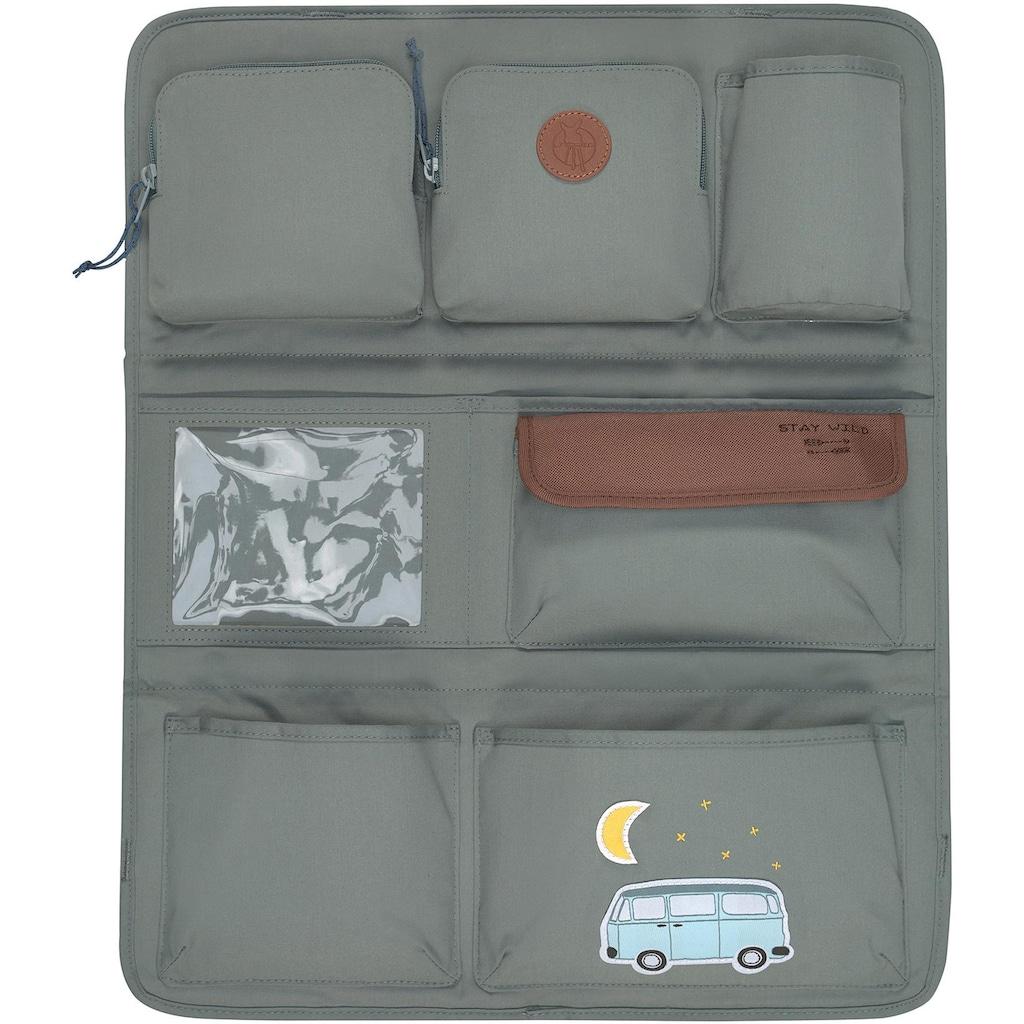 Lässig Auto-Rückenlehnentasche »Adventure Bus, Car Wrap-to-Go«