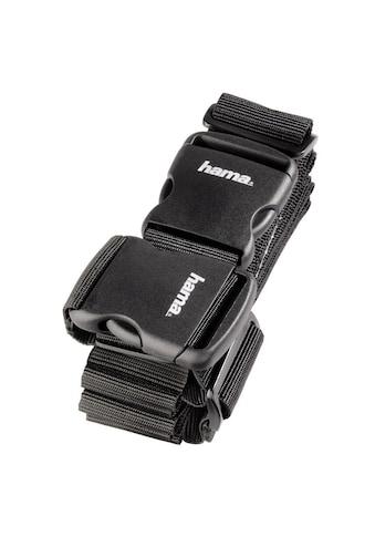 Hama 2 - Wege - Gepäckgurt, 5x200cm/5x230cm, Schwarz kaufen