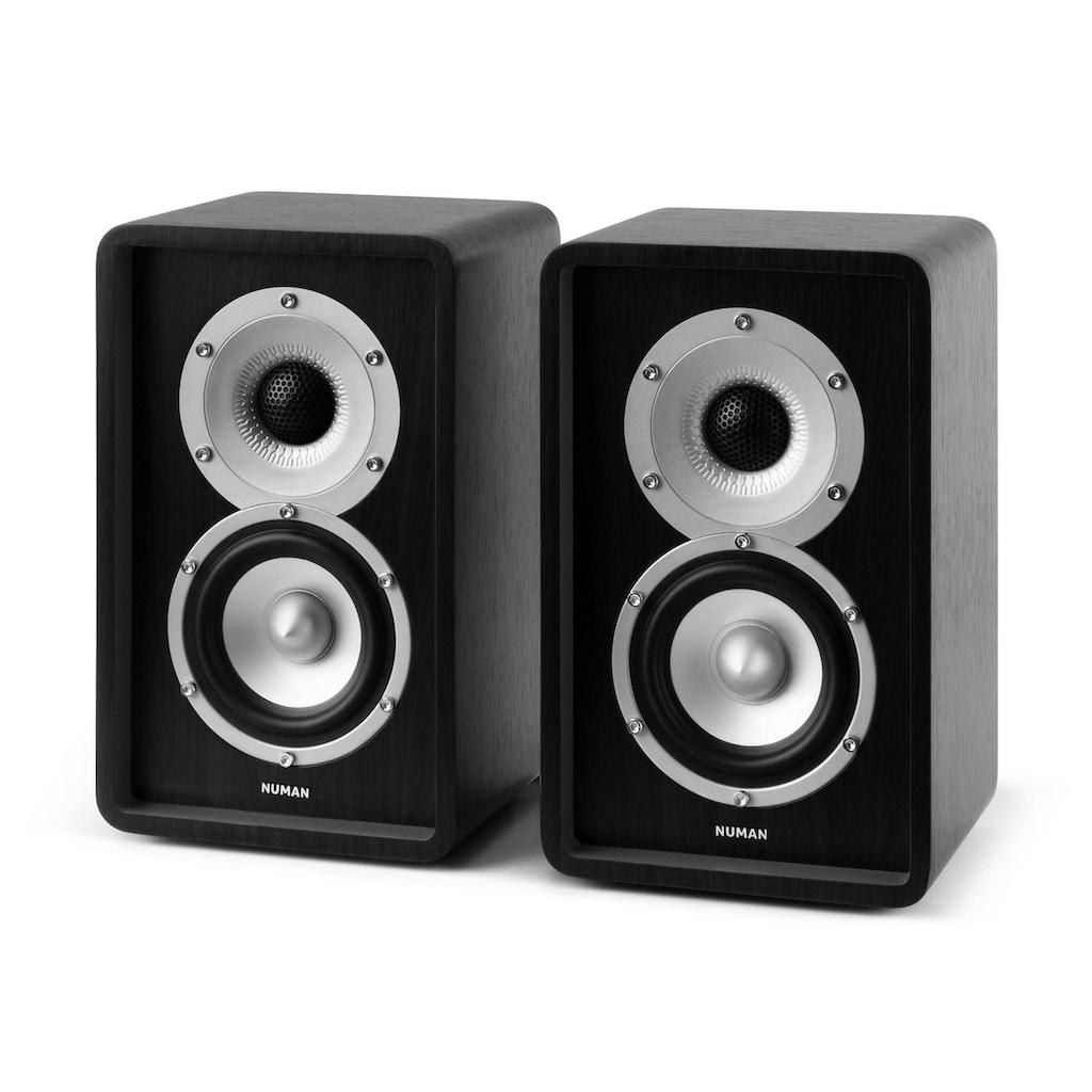 NUMAN 2-Wege-Lautsprecher Wand-/Regallautsprecher
