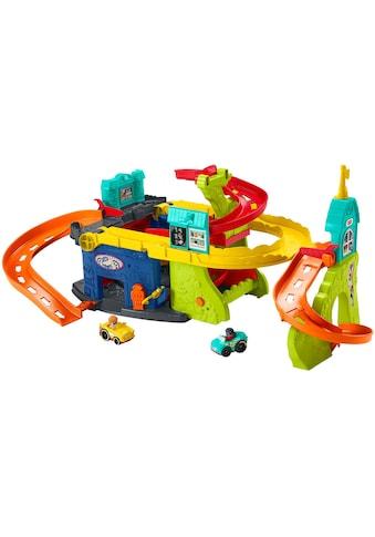 Fisher-Price® Autorennbahn »Little People Sitz & Steh Hochhausbahn« kaufen