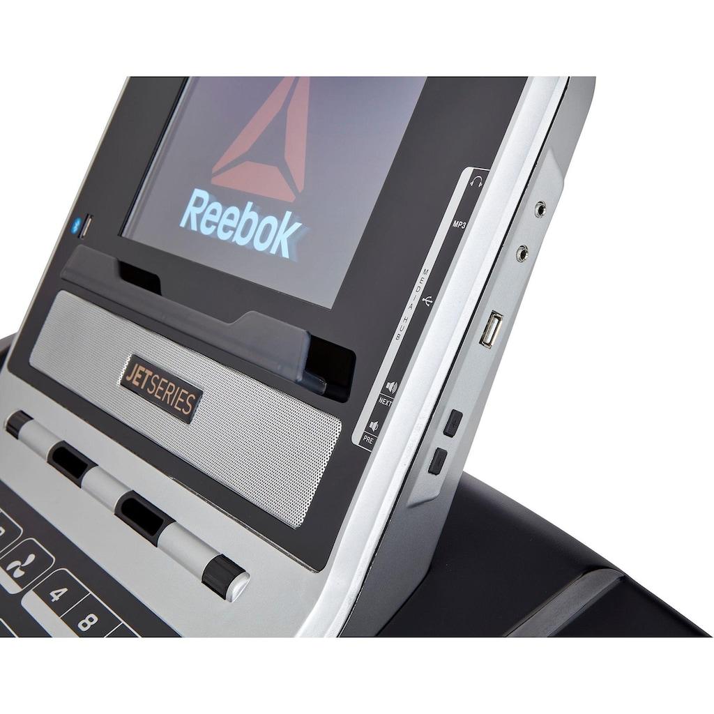 Reebok Laufband »Jet 300+ Series«, mit Bluetooth, Internet- und Multimedia-Funktion, 2,5 PS, 20km/h