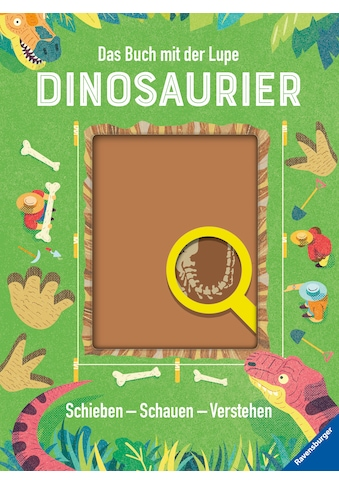 Buch »Das Buch mit der Lupe: Dinosaurier / Camilla de la Bédoyere, Donough O'Malley,... kaufen