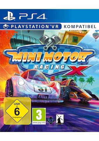 Mini Motor Racing X PlayStation 4 kaufen