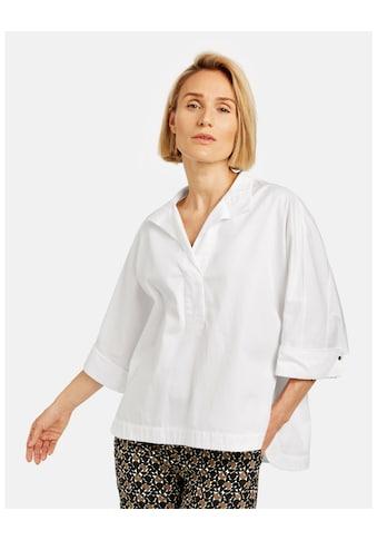 GERRY WEBER Klassische Bluse »Oversize Bluse« kaufen