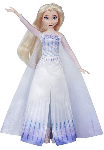 """Hasbro Anziehpuppe """"Die Eiskönigin II, Traummelodie Elsa"""" kaufen"""