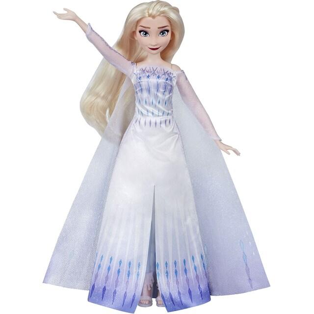 """Hasbro Anziehpuppe """"Die Eiskönigin II, Traummelodie Elsa"""""""