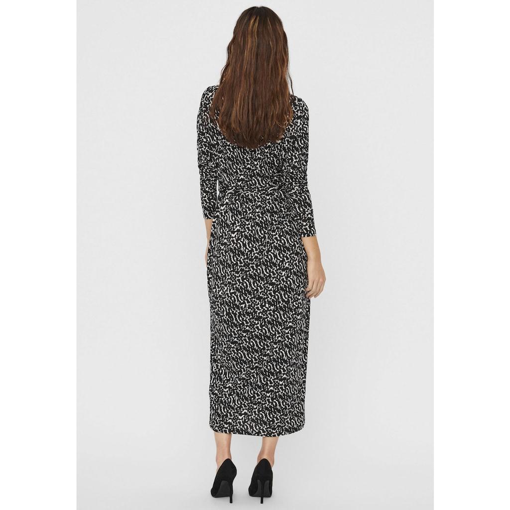 Vero Moda Maxikleid »VMNAVA TIE ANKLE DRESS«