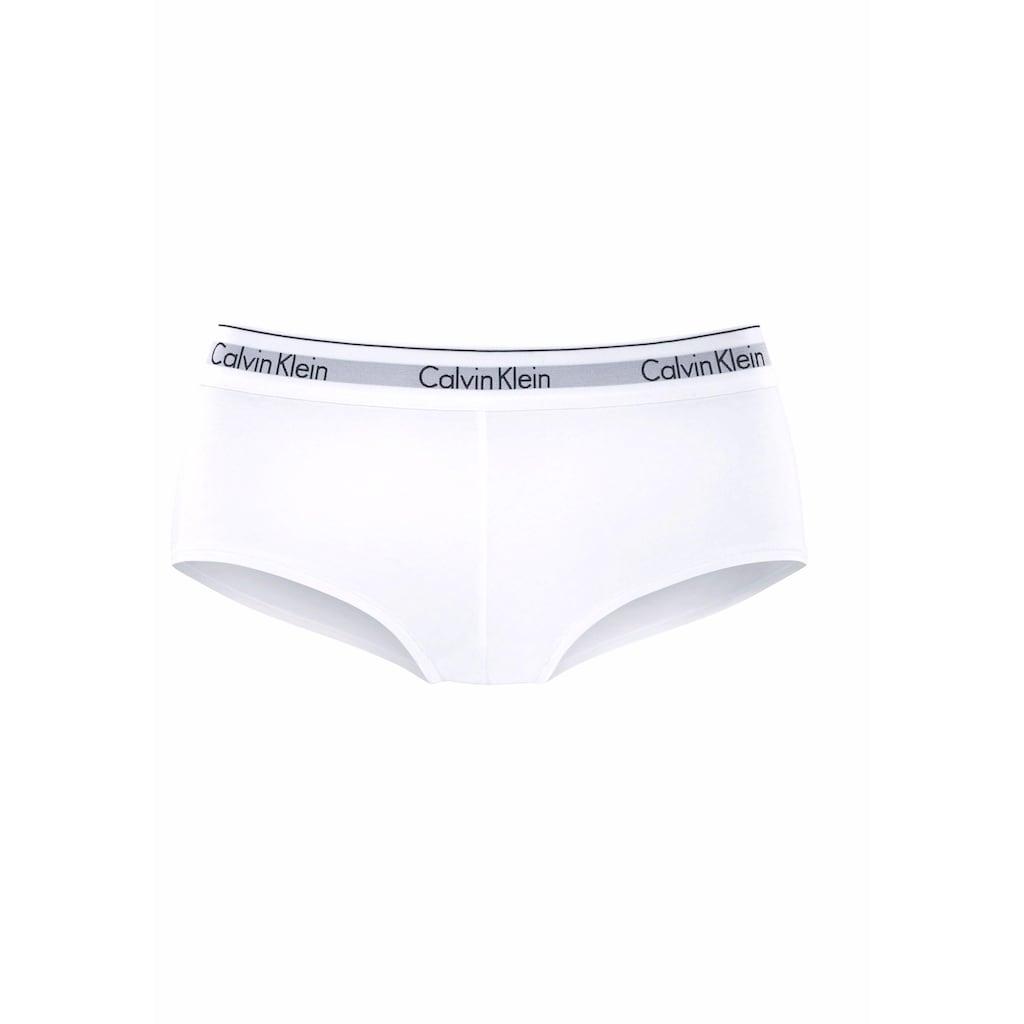 Calvin Klein Panty »MODERN COTTON«, mit breitem Bündchen
