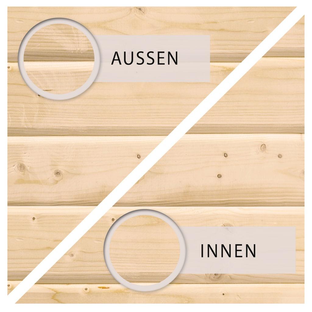 KONIFERA Gartenhaus »Ammersee 4«
