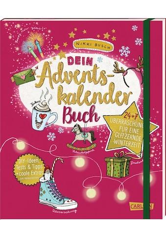 Buch »Dein Adventskalender-Buch / Nikki Busch, Christiane Hahn« kaufen
