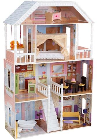 KidKraft® Puppenhaus »Savannah«, inkl. Puppenmöbel kaufen