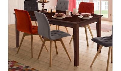 Home affaire Esstisch »Danuta«, in 3 verschiedenen Farben und Größen, mit Auszugsfunktion kaufen