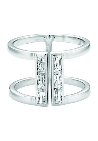 Buckley London Ring rhodiniert mit Zirkonia kaufen