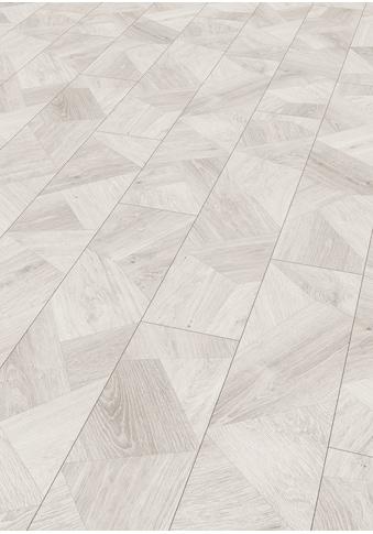 EGGER Packung: Designboden »EHC029 Bermuda Eiche weiss«, 1292 x 246, Stärke: 8 mm kaufen