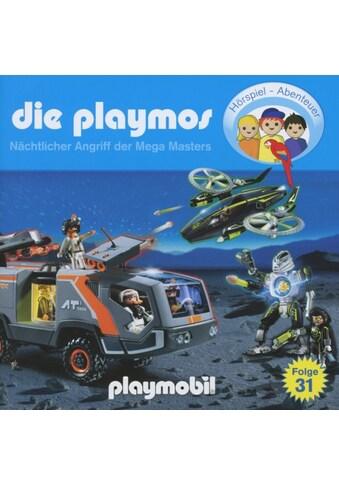 Musik-CD »(31)Angriff Der Mega Masters / Playmos,Die« kaufen
