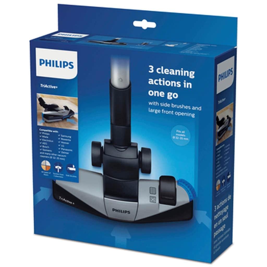 Philips Universalbodendüse »FC8075/01 TriActive+ für alle Hartböden und Teppiche«, (2 tlg.)