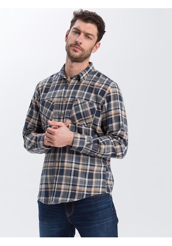 Cross Jeans® Flanellhemd »35308« kaufen