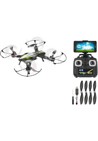 "Jamara RC - Quadrocopter ""F1X Altitude HD AHP+ WiFi 2,4GHz schwarz"" kaufen"