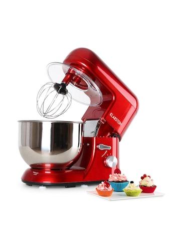 Klarstein Küchenmaschine Knetmaschine Rührmaschine mit Zubehör 5 Liter »Bella« kaufen