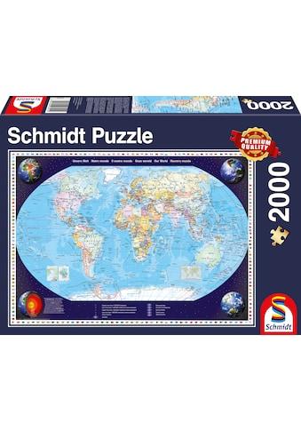 Schmidt Spiele Puzzle »Unsere Welt« kaufen